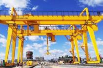 Double Girder Gantry Crane Project