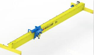 5 Ton Single Beam Overhead Traveling Crane