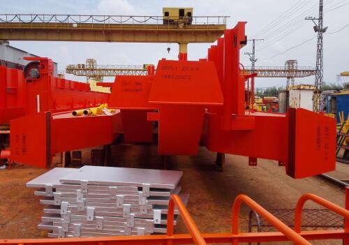 Overhead Crane Delivery To Per