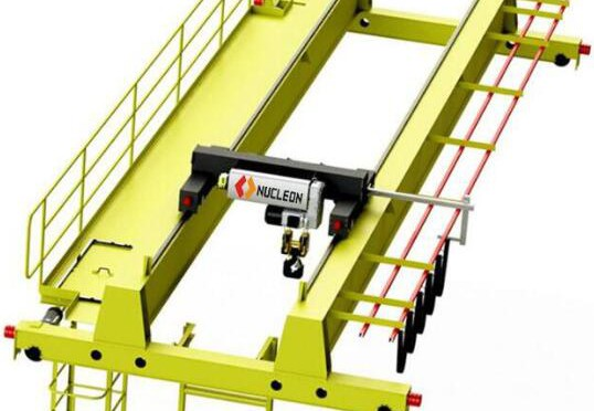 Double Girder Eot Crane Design