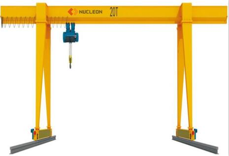 Manufacture Single Girder Gantry Crane
