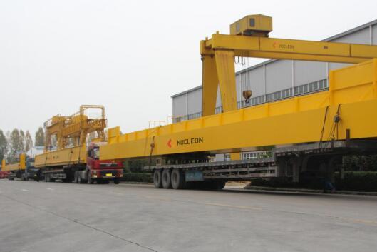 25 Ton Double Girder Overhead Crane