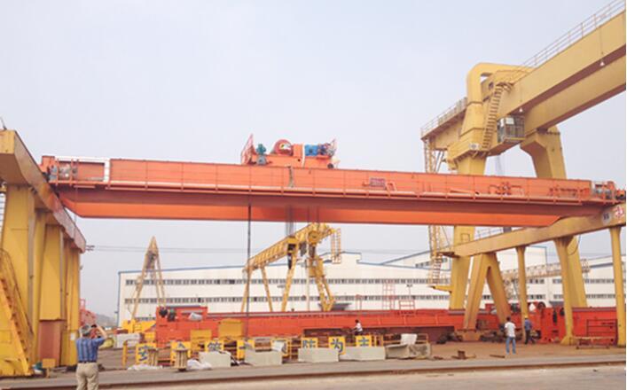 Bridge Crane 25 Ton