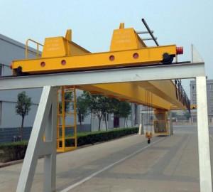 10 ton Double Girder EOT Crane Order from Tanzania