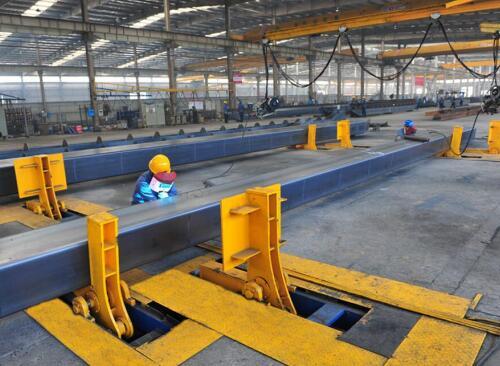 10 ton Bridge crane Kenya