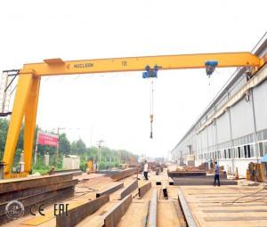 Customize Semi single girder Gantry Crane