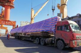EOT Crane Delivery To Bolivia