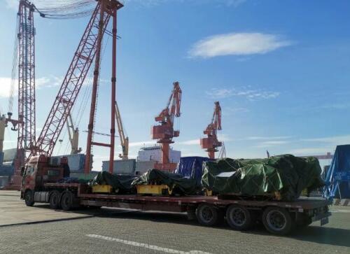 Overhead Crane Deliver To Mexico