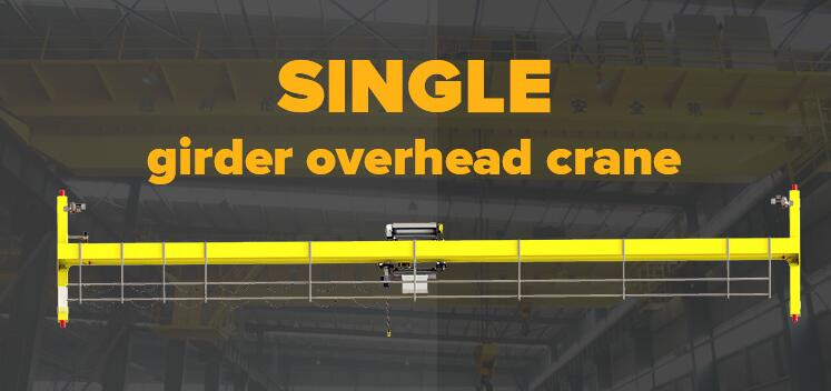5 Ton Bridge Overhead Crane