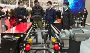 China Changyuan international hoisting machinery exhibition